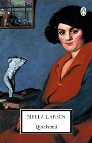 Quicksand book written by Nella Larsen