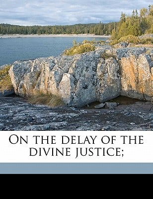 On the Delay of the Divine Justice; book written by Plutarch, Plutarch