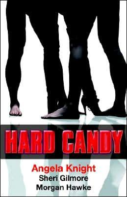 Hard Candy book written by Angela Knight