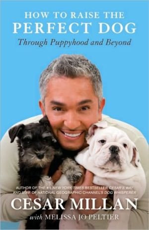 How to Raise the Perfect Dog: Through Puppyhood and Beyond book written by Cesar Millan