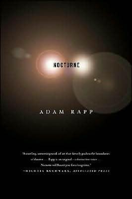 Nocturne book written by Adam Rapp