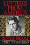 Letters from America written by Rupert Brooke