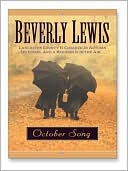 October Song book written by Beverly Lewis
