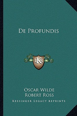 De Profundis written by Oscar Wilde