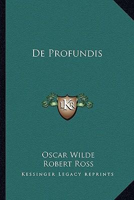 De Profundis book written by Oscar Wilde