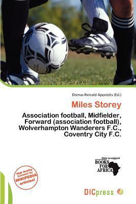 Miles Storey written by Dismas Reinald Apostolis