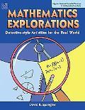 Mathematics Explorations (Teacher Resource) written by David Spangler