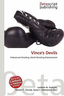 Vince's Devils written by Lambert M. Surhone
