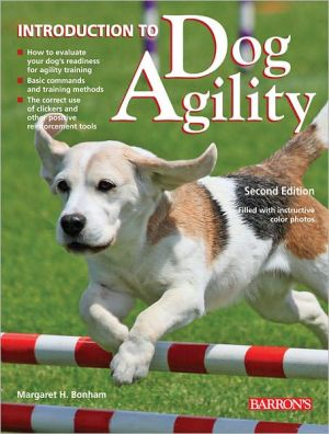 Introduction to Dog Agility book written by Margaret H. Bonham
