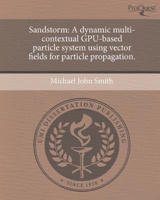 Sandstorm written by Michael John Smith