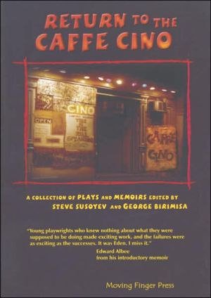 Return to the Caffe Cino book written by George Birimisa