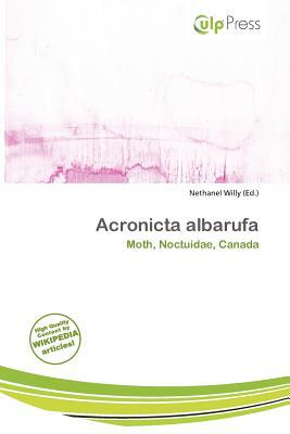 Acronicta Albarufa written by Nethanel Willy