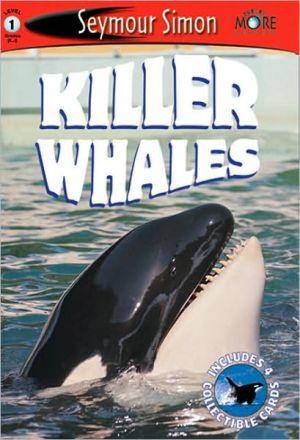 Killer Whales book written by Seymour Simon