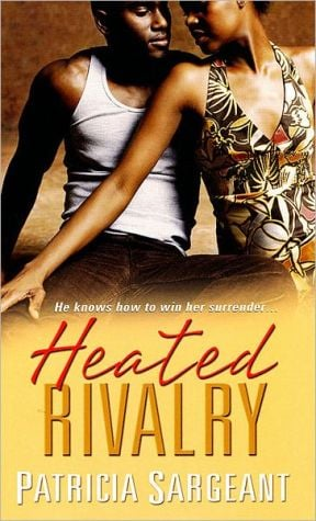 Heated Rivalry book written by Patricia Sargeant