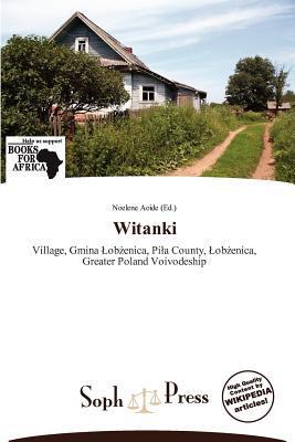 Witanki written by Noelene Aoide