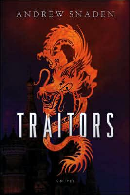 Traitors book written by Andrew Snaden