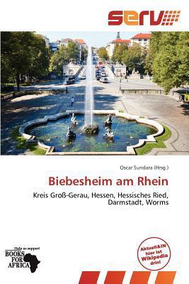 Biebesheim Am Rhein written by Oscar Sundara