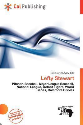 Lefty Stewart written by Iustinus Tim Avery