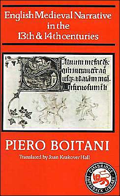 English Medieval Narrative in the Thirteenth and Fourteenth Centuries book written by Piero Boitani