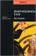 Bartholomew Fair book written by Ben Jonson