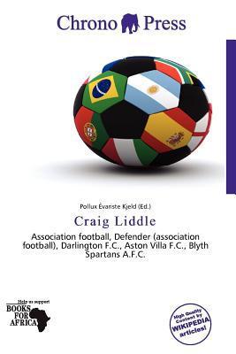 Craig Liddle written by Pollux Variste Kjeld