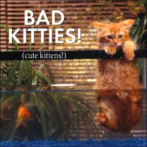 Bad Kitties: Celebrating Good Times and Bad Behavior book written by Cute Kittens
