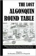 The Lost Algonquin Round Table book written by Nat Benchley