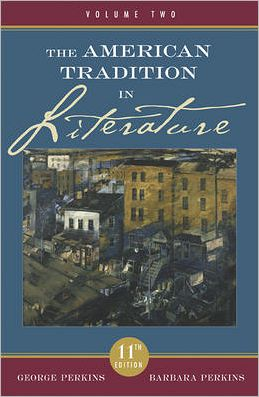 American Tradition in Literature : With American Ariel, Vol. 2 book written by George Perkins