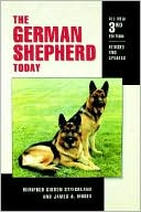 German Shepherd Today book written by Strickland