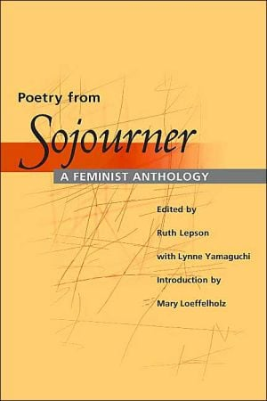 Poetry from Sojourner: A Feminist Anthology book written by Ruth Lepson