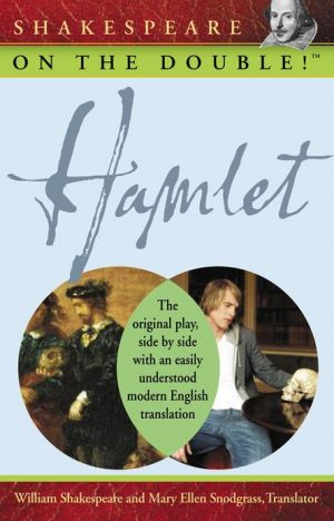 Shakespeare on the Double! Hamlet book written by William Shakespeare