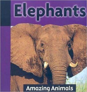 Elephants book written by Janice Parker