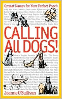 Calling All Dogs!: Grrreat Names for Your Perfect Pooch written by Joanne O'Sullivan