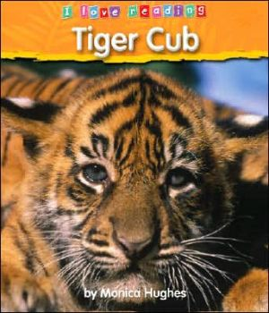 Tiger Cub book written by Monica Hughes