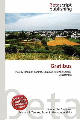 Gratibus written by Lambert M. Surhone
