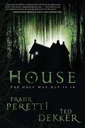 House book written by Frank Peretti
