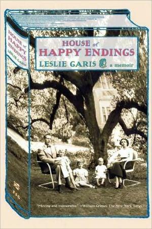 House of Happy Endings book written by Leslie Garis
