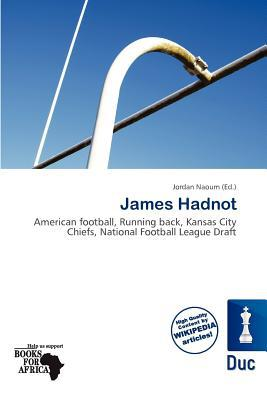 James Hadnot written by Jordan Naoum
