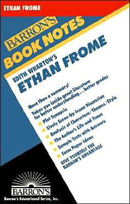 Edith Wharton's Ethan Frome book written by George Ehrenhaft