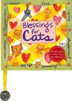 Blessings for Cats book written by Ariel Books