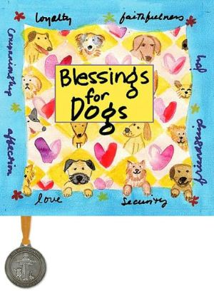Blessings for Dogs book written by Ariel Books