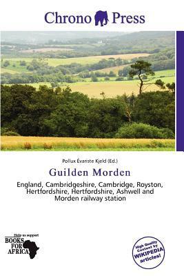 Guilden Morden written by Pollux Variste Kjeld