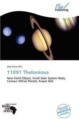 11091 Thelonious written by Jody Cletus
