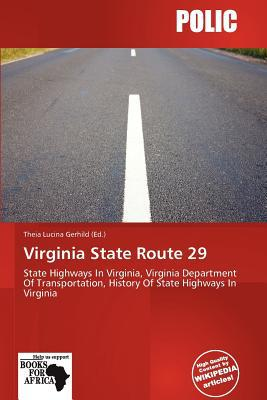 Virginia State Route 29 written by Theia Lucina Gerhild