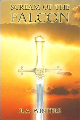 Scream of the Falcon book written by R. A. Winters