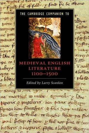 The Cambridge Companion to Medieval English Literature 1150-1500 book written by Larry Scanlon