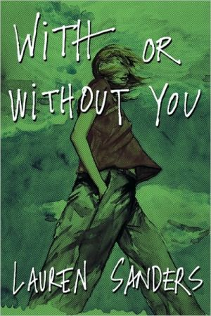 With or Without You book written by Lauren SAnders
