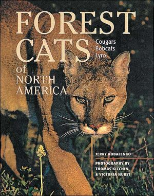 Forest Cats of North America book written by Jerry Kobalenko