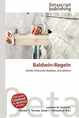 Baldwin-Regeln written by Lambert M. Surhone