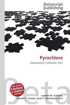 Pyrochlore written by